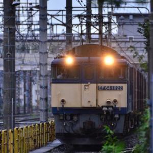 JR貨物【EF64 1022】~3075レ~
