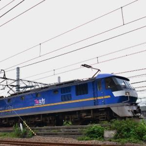 JR貨物【EF65 2127】~単8584レ~