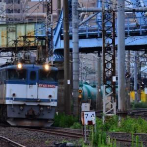 JR貨物【EF210-107】~福山レールエクスプレス~