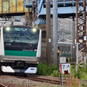JR貨物【EF65 2070】~5086レ~
