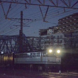 JR貨物【EF65 2057】~遅3070レ~