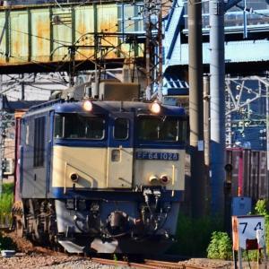 JR貨物【EF64 1028】~3074レ~