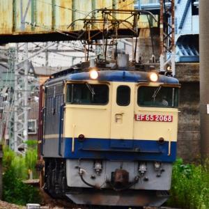 JR貨物【EF65 2068】~5086レ~