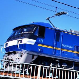 JR貨物【EF210-328】~3090レ~