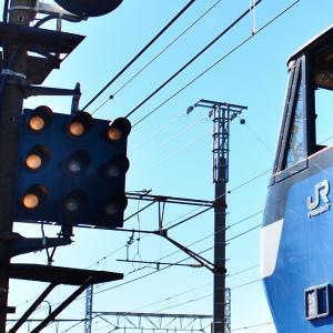 JR貨物【単1791レ】~進路表示機~
