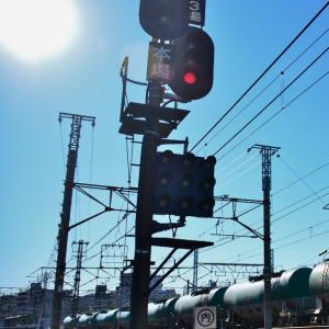 JR貨物【(日)根岸タンカー】~冬の陣~