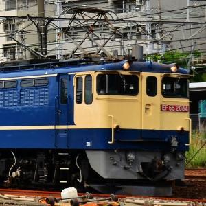 JR貨物【EF65 2084】~5086レ~