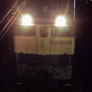 JR貨物【EF65 2065】~3071レ代走~