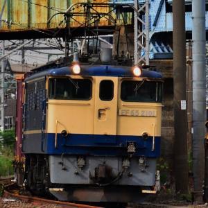 JR貨物【EF65 2101】~5086レ~