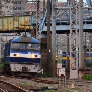 JR貨物【列車間隔3分!!】~ギュウギュウ詰め~