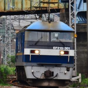 JR貨物【EF210-301】~300トップナンバー機~