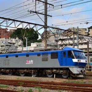 JR貨物【EF210-105】~異端塗装機~