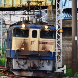 JR貨物【EF65 2096】~8097レ~