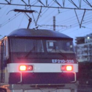 JR貨物【甲種輸送も...】~EF210-300~
