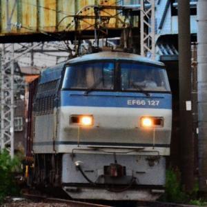 JR貨物【EF66劇場】~出演者少数~