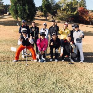 第1回RYUPAIN杯ゴルフコンペ