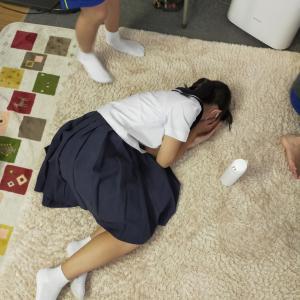 暑さで倒れたの、、、??!!/高校の体験入学に行って来た