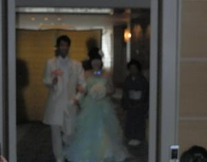 結婚式 披露宴 洋装 前編