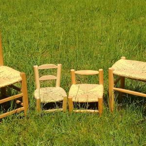 グリーンウッドワークで スツールor子ども椅子 作りませんか