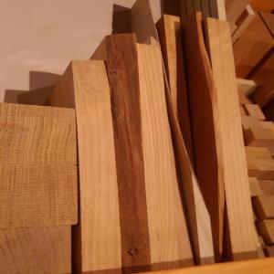 小さな材木販売します