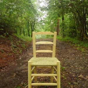ゴッホの椅子づくりのお誘い 2020年8月