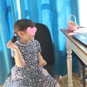 イースターのオンライン子供礼拝☆