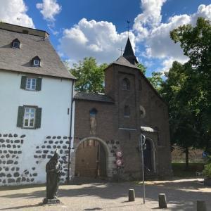 中世の町「Zons(ツォンス)」に行ってきました☆