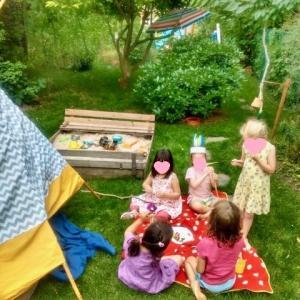 ついにデュッセルドルフで散髪&娘がお誕生日会にお呼ばれ☆