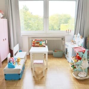 ママ友と再会&子供部屋の模様替えと新しい遮光カーテン☆