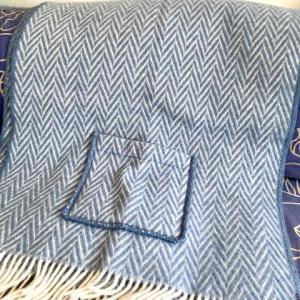 ドイツの楽天で「LAPUAN KANKURIT(ラプアン・カンクリ)」のポケット付きショールを買う☆