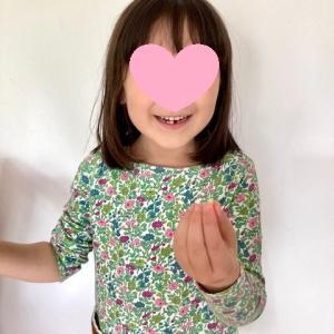 娘の乳歯が抜けた&かわいい乳歯ケース☆