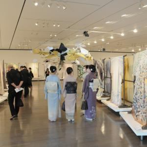 第42回伝統加賀友禅工芸展