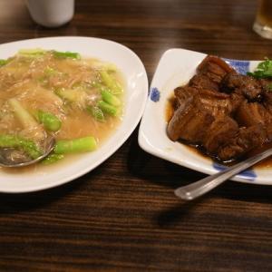 台湾料理、青葉餐廳◆3日目
