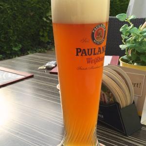 ドイツ・カールスルーエの夕食
