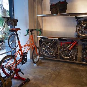 富錦街の高級自転車店、輪粹生活◆3日目