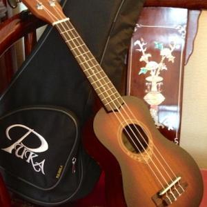 台湾製ウクレレを衝動買い、玩家楽器(閉店)◆2日目