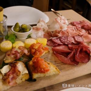 ミラノ(6) – イタリア・ミラノ郊外でイタリア料理を食べる – 2017年10月