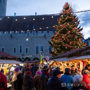 エストニア・タリンのクリスマス (1) – クリスマスマーケット