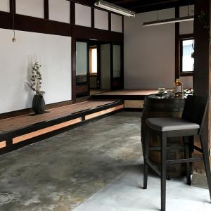 古民家再生ホームステージング実例 「インテリアスタイリングと家具」