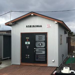 バイクのガレージをDIYで建ててみた 備忘録 #1 基礎と土台