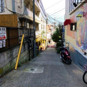 古くて新しい老舗中華屋のラーメン~龍朋@神楽坂
