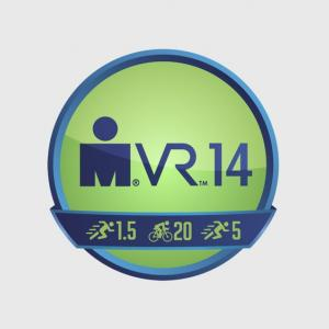 IRONMAN VIRTUAL RACE 14