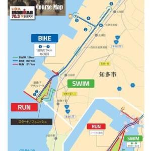 アイアンマン70.3セントレア知多半島ジャパン  バイク事故で思ったこと