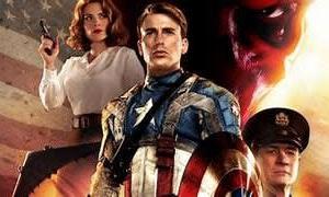 キャプテン・アメリカ/ザ・ファースト・アベンジャー 2021年に観た映画 No.23 (3月 その2)