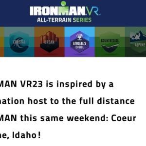 IRONMAN VIRTUAL RACE 2021 VR23