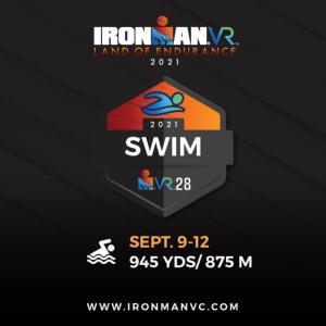 IRONMAN VIRTUAL RACE 2021 VR28
