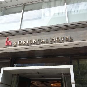 6th by ORIENTAL HOTEL  バスクチーズケーキ