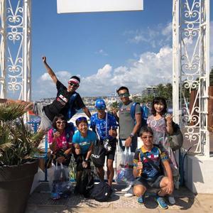 金栄堂サポート:トライアスリート・室谷浩二選手 IRONMAN70.3world championshipご報告&Fact®PHOTOCHROMICインプレッション!