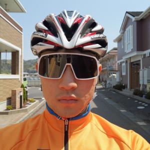 金栄堂サポート:早稲田大学自転車競技部・中野慎詞選手アイウェアインプレッション!