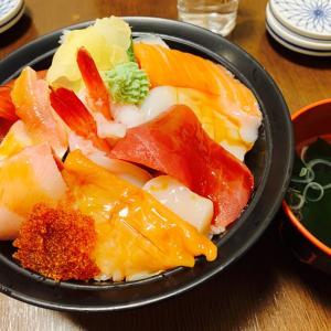 生チラシ寿司